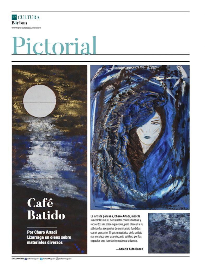 """Publicación en el diario """"Cultura"""" de Perú"""